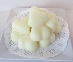 Sweet Meyer Lemon / Sugar Scrub solid cubes 