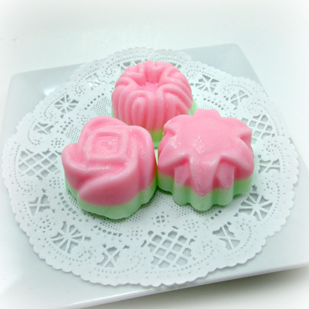 Hot Pink Lime Soy Wax Melts